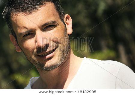 outdoor man