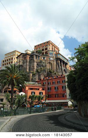 Building In Sorrento