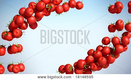 Two Tomatoe Cherry Streams