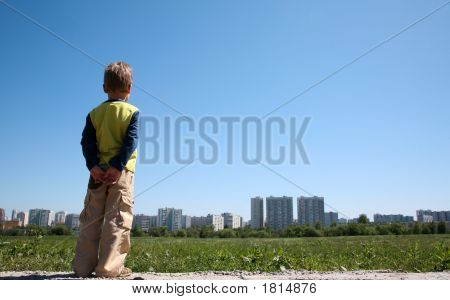 Boy In The Big City
