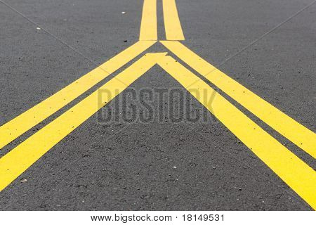 Double Lines Road