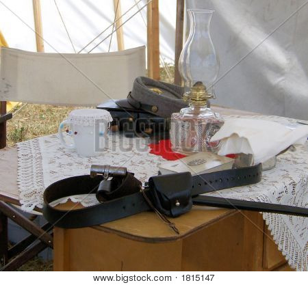 A Soldier'S Table