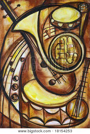 Fine Art Musical Band