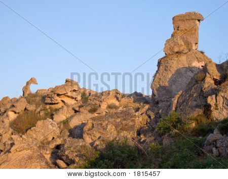 Stone Serpent