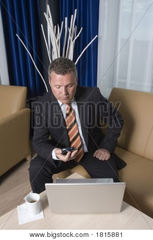 Busy Businessman