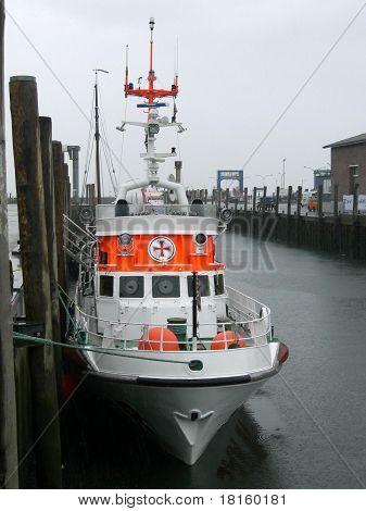 SAR vessel