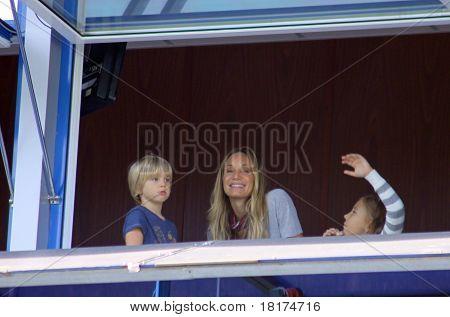 Kristen Pazik And Her Children