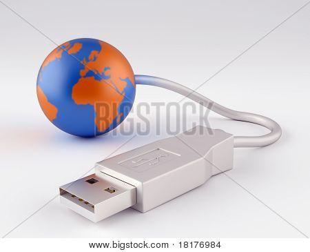 USB Earth