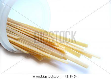 Pasta Linguine, Spaghetti 2