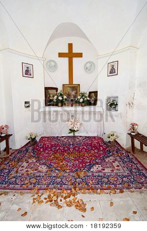 Small Chapel Interior