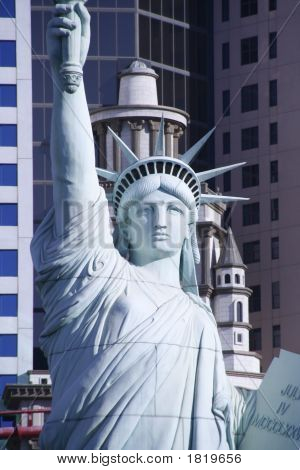 Statue of Liberty Las Vegas