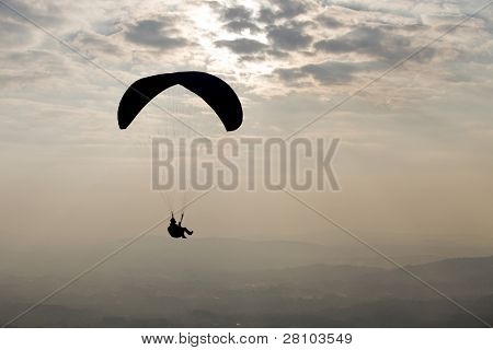 Paragliding Cross-country Portuguese League, in the north of Portugal