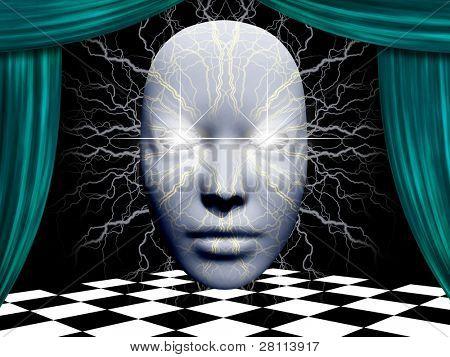 Energie-Maske