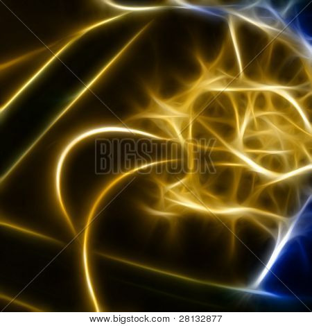 Abstract, digital background.