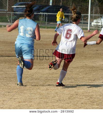 Girls Soccer Sport