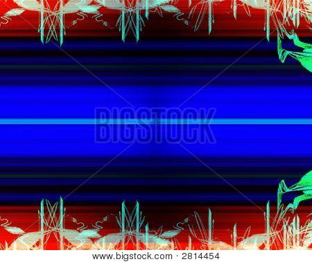 Taddered Blue Stream