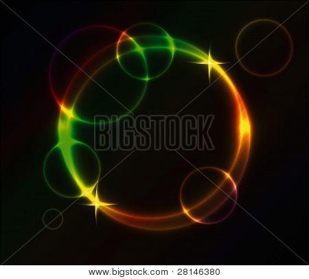 Plasma background