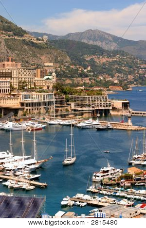 Monaco Harbor