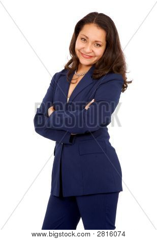 Business Woman Portrait
