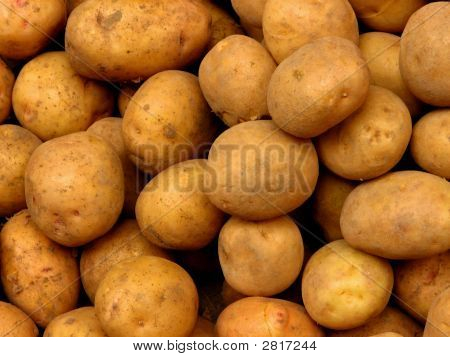 Fresh Market Potatoes