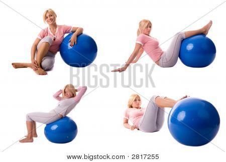Fitness Bal Collection