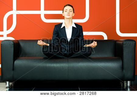 Woman Relaxed