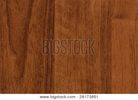 Close-up wooden HQ Walnut texture to background