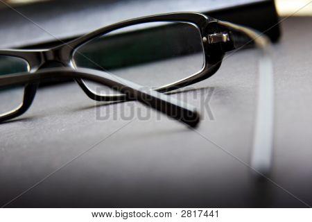 Black Designer Glasses