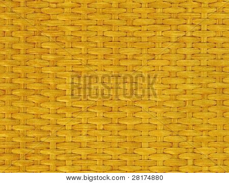 Abstract background from rattan.