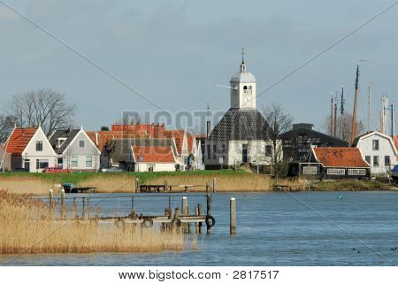 A Small Dutch Village