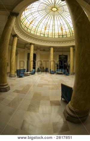 Atrium Hotel-Lobby Lima Peru