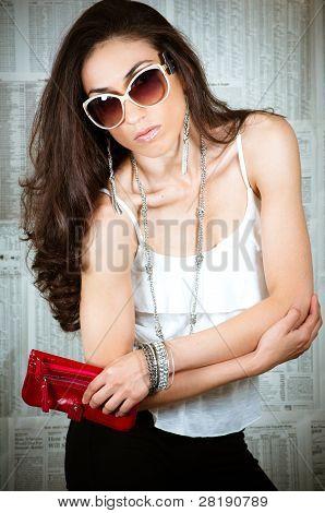 Fashion Eighties Model
