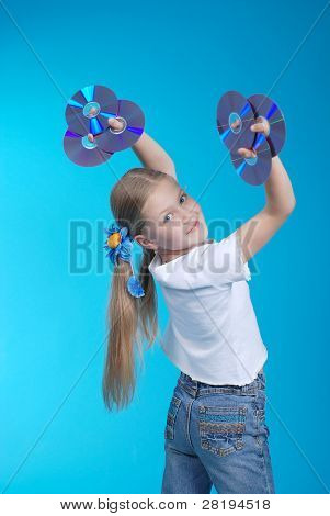The Girl Holds 6 Cd