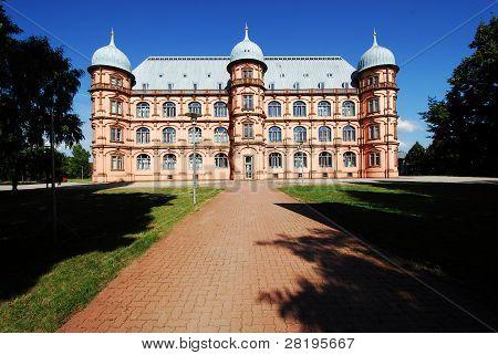Gottesaue Palace Karlsruhe