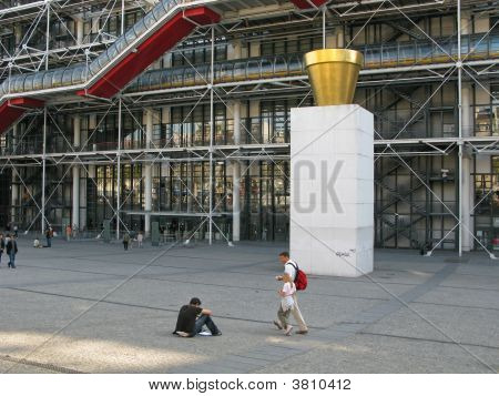 Paris Pompidou Center