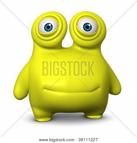 3D Bug