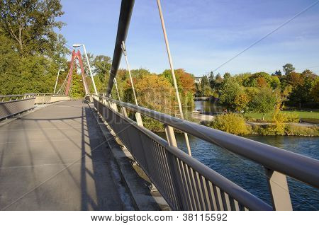 Defazio Bike Bridge