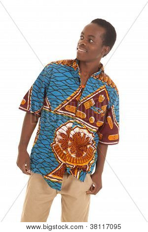 Color Shirt Smile