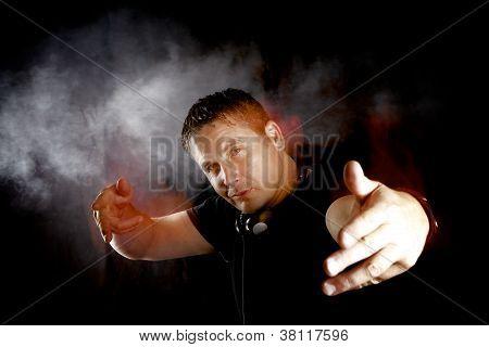 Hip DJ Stance