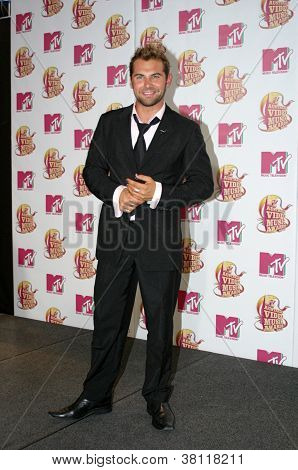 Daniel MacPherson- Mtv Awards Australia