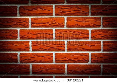 brick wall close-up