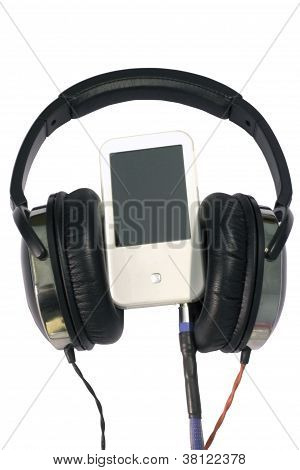 headphone with mp3 player