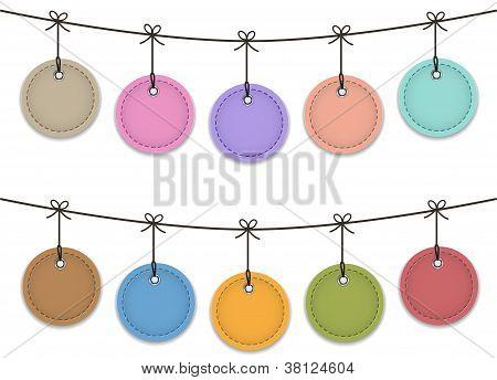 Hanging Web Elements