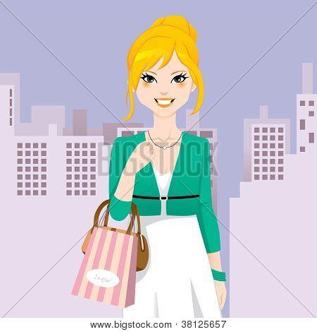 City Fashion Woman
