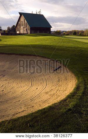 Armadilha de areia
