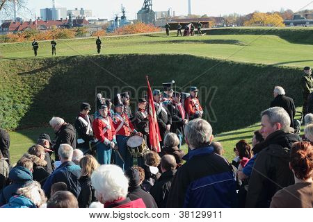 Danish Historical Militar Parade
