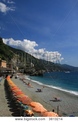 Monterosso Beach, Italy