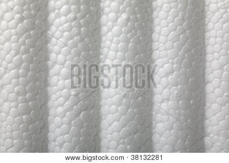 Polystyrene Foam Background