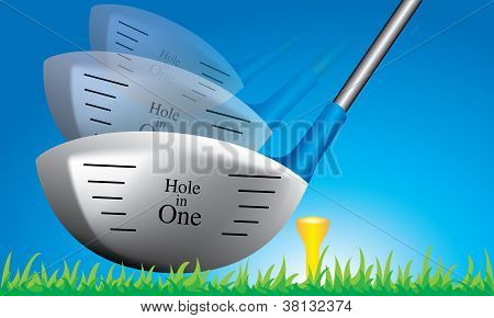 Image of a Golf Club