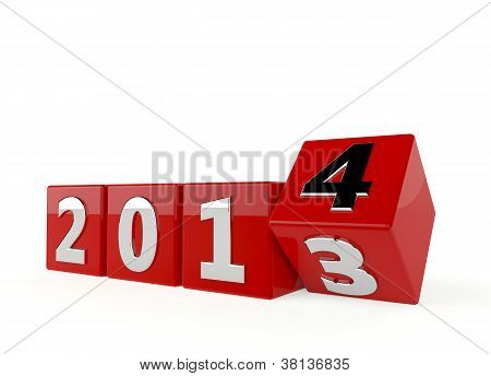2014 Year In 3D
